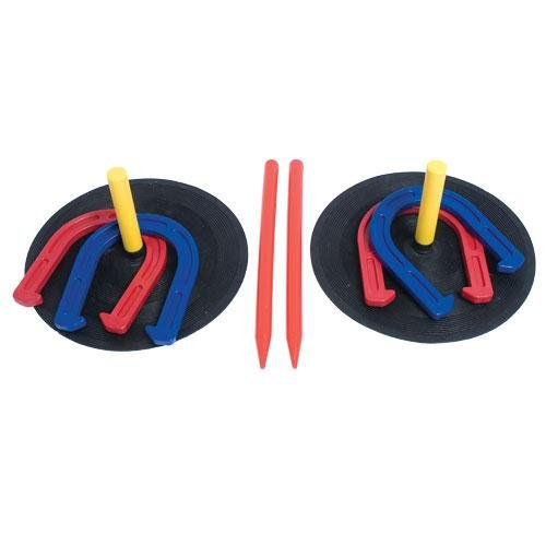 Gamecraft Indoor/Outdoor Horseshoes Set