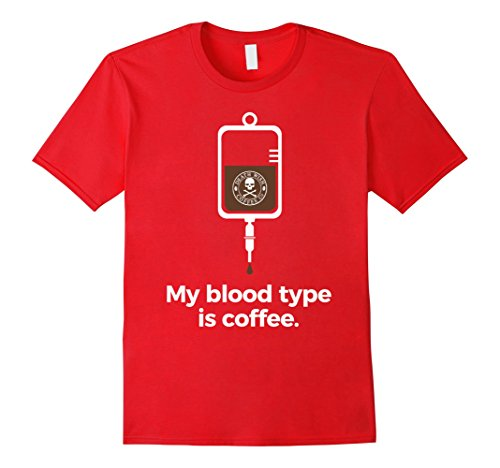 T-shirt: My Blood Type