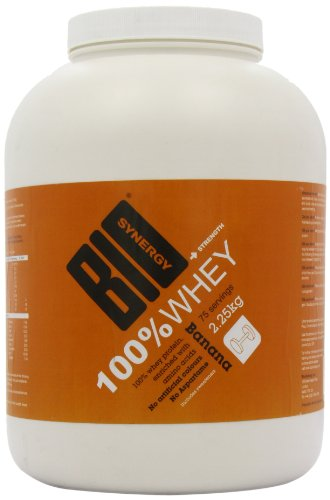 Bio-Synergy Whey Better, Banana, 5 lbs