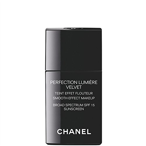 CHANEL PERFECTION LUMIÈRE VELVET SMOOTH-EFFECT MAKEUP BROAD SPECTRUM SPF 15 SUNSCREEN # 40 - Sun Chanel