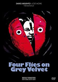 Dario Argento's Four Flies on Grey Velvet (B001LIK8DO) | Amazon Products