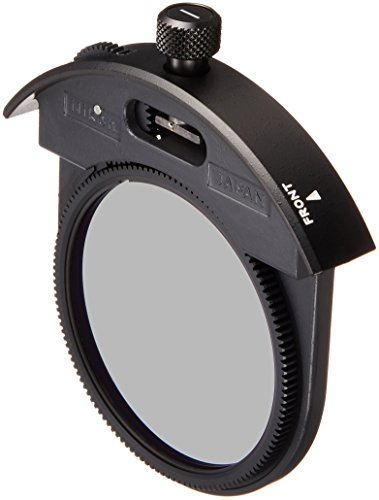 Nikon C-PL1L Slip-in 52mm Circular Polarizing Filter by Nikon