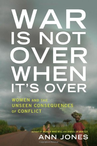 Download War Is Not Over When It's Over: Women Speak Out from the Ruins of War pdf