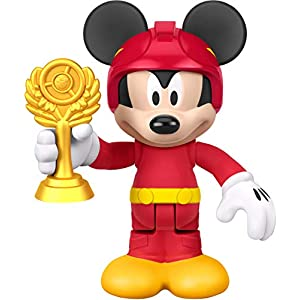 Fisher-Price Disney Mickey & The Roadster Racers, Racer Mickey