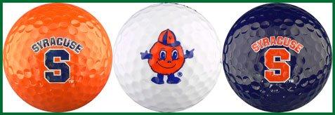 Syracuse Golf Balls - Syracuse University Golf Ball Gift Set