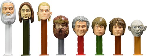 The Lord of the Rings Pez Gift Set (Pez Collector Series) Limited Edition