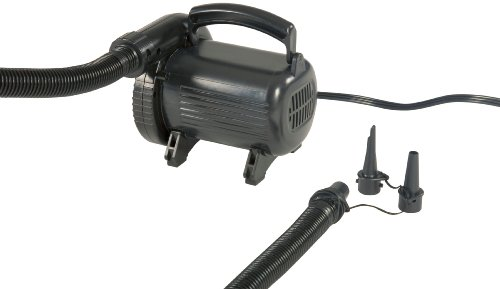 Stansport Heavy Duty High Output Electric Air Pump, Outdoor Stuffs