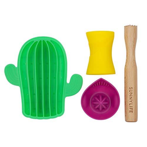Sunnylife Tropical Cocktail Kit Mojito Making Kit