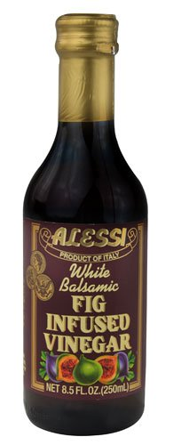 (Alessi White Balsamic Vinegar Fig Infused -- 8.5 fl)