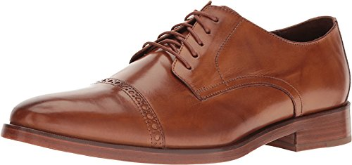 Cole Haan Mens Preston Grand Hetten Ox Britisk Tan