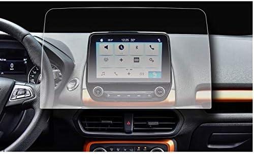 2020 Ford Ecosport Sync3 タッチスクリーン、アンチグレアスクラッチ、耐衝撃、フライチャン、ナビゲーションアクセサリーに対応したスクリーンプロテクター。