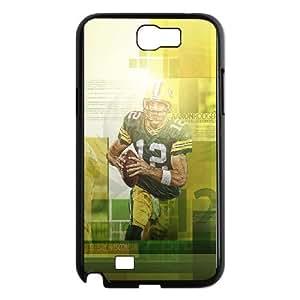 Aaron Rodgers Samsung Galaxy N2 7100 Cell Phone Case Black Nabv