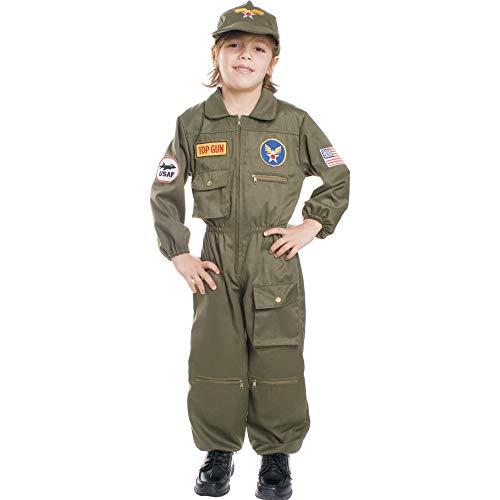 Dress Up America Air Force Pilot- Medium -
