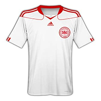 8c31747d5 2010-11 Denmark Adidas World Cup Away Shirt