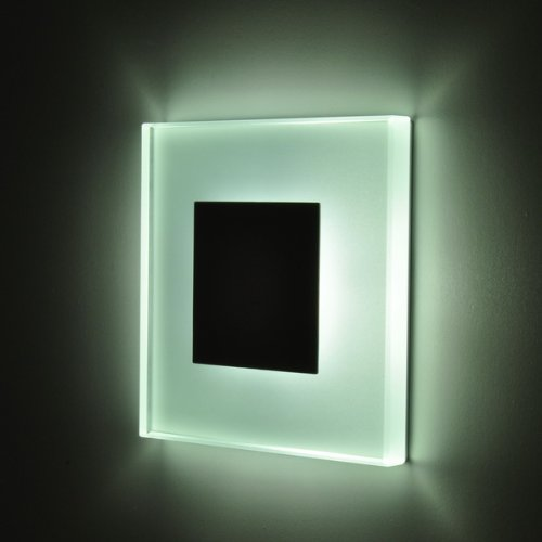 sun led wall light led spotlights for stairs staircase corridor cool white ebay. Black Bedroom Furniture Sets. Home Design Ideas