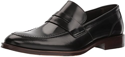 Bruno Magli Mens Boston Loafer Black vtuWwTSG