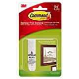 Command Medium Picture-Hanging Strips