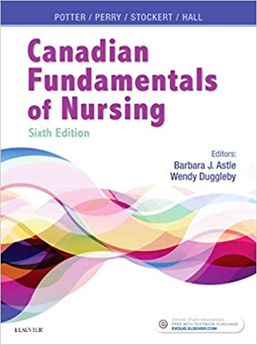 Canadian Fundamentals Of Nursing 5th Edition Pdf