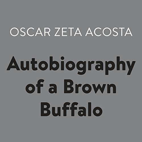 Pdf Fiction Autobiography of a Brown Buffalo