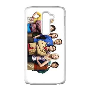 The Big Bang Theory Design Personalized Fashion High Quality Phone Case For LG G2
