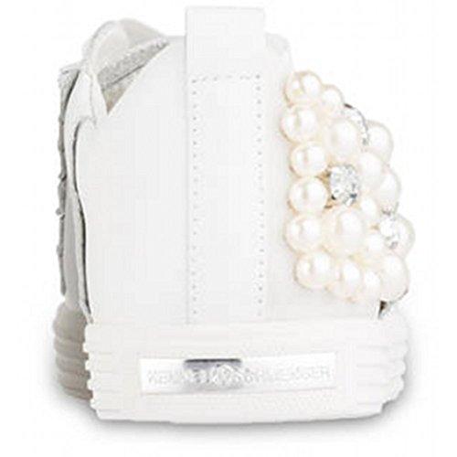 Kennel & Schmenger Perlen Steinchen seitl. 617 Bianco