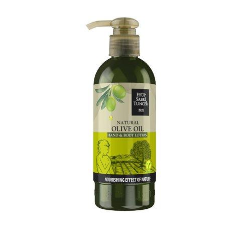 Price comparison product image Eyup Sabri Tuncer 100% organic vegan 250 ml olive oil hand and body cream