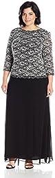 Amazon.com: Plus Size - Formal / Dresses: Clothing- Shoes &amp- Jewelry