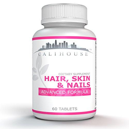 CALIHOUSE HAIR, SKIN & NAILS ADVANCED FORMULA