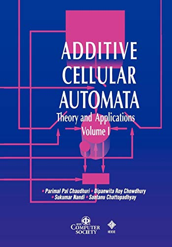 Cellular Software - Additive Cellular Automata Vol 1