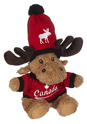 Canada Moose Plush Toy 10