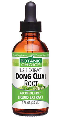 Botanic Choice Dong Quia Root Alcohol Free Liquid Extract, 1 Fluid Ounce (Pack of 2)