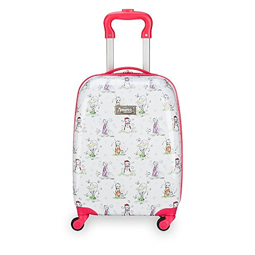 Disney Animators' Collection Small Rolling Luggage by Disney Store