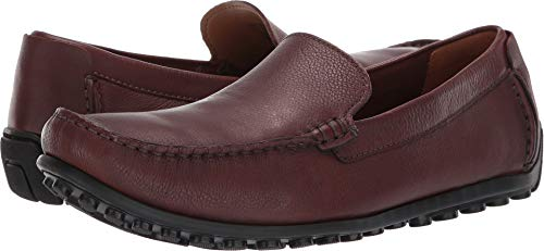 CLARKS Men's Hamilton Free Driving Style Loafer Cognac Leather 110 M US