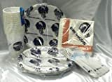 NFL Denver Broncos Party Pack