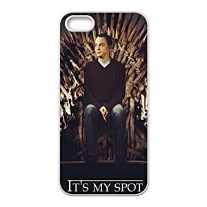 DAZHAHUI It's My Story Hot Seller Stylish Hard Case For Iphone 5s BY RANDLE FRICK by heywan