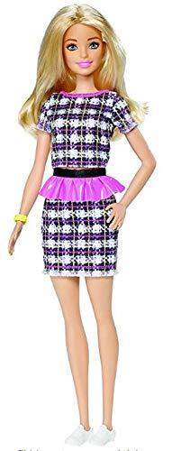 Boneca Barbie Fashionistas - 58 Peplum Power