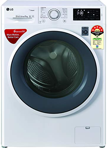 lg 8kg front load washing machine reviews