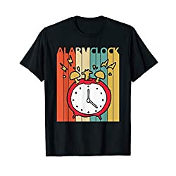 Vintage Alarm Clock T-Shirt