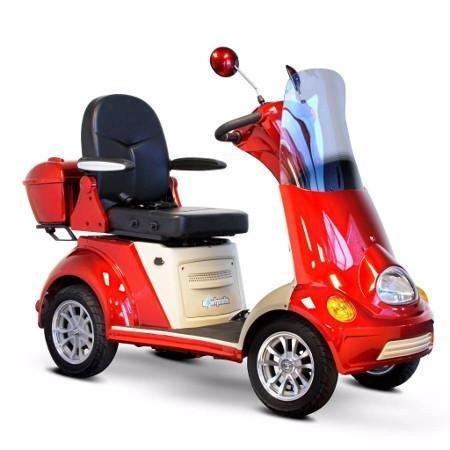 E-Wheels EW-52 4-Wheel Mobility Scooter, Heavy Duty 700 Watt