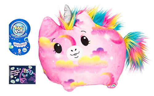 Pikmi Pops Jelly Dreams, Unicorn - Light Up Plush