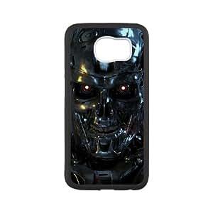 Samsung Galaxy S6 Cell Phone Case Black Terminator VIU968633