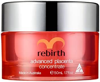 Rebirth ADVANCED Placenta Concentrate (DAY) 50G product of Australia