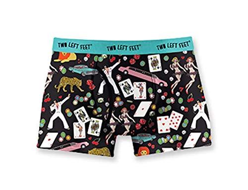 Two Left Feet Mens Boxer Brief Underwear,
