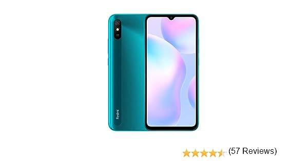 Xiaomi Redmi 9A - Smartphone 32GB, 2GB RAM, Dual Sim, Peacook Green: Amazon.es: Electrónica