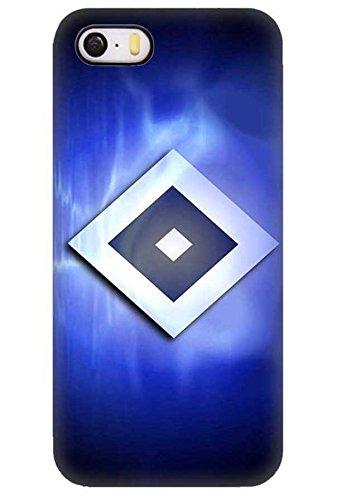 iPhone 5 5S Carcasa Case Carcasa Hamburger SV FOOTBALL CLUB ...
