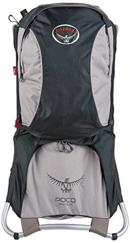 Osprey Packs Poco - Premium Child Carrier (Koala Grey, One Size)