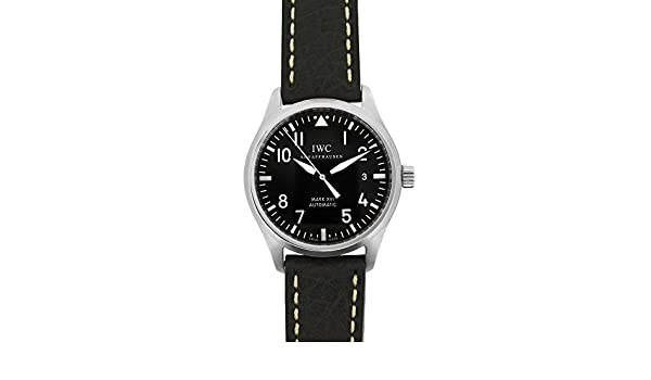 3f7197ac0152 IWC Pilot Automatic-self-Wind Male Watch IW325501 (Certified Pre-Owned)  IWC   Amazon.ca  Watches