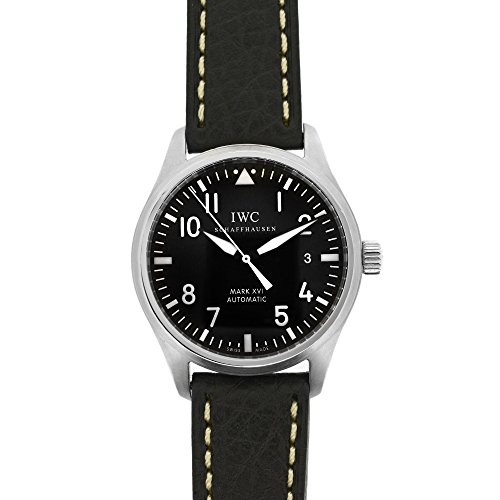 IWC-MARK-XVI-automatic-self-wind-mens-Watch-IW3255-01-Strap-Certified-Pre-owned