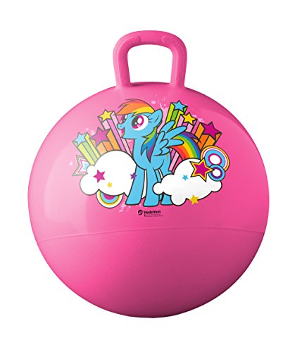Hedstrom My Little Pony Hopper Ball, Hop ball for kids Best Bouncy Ball
