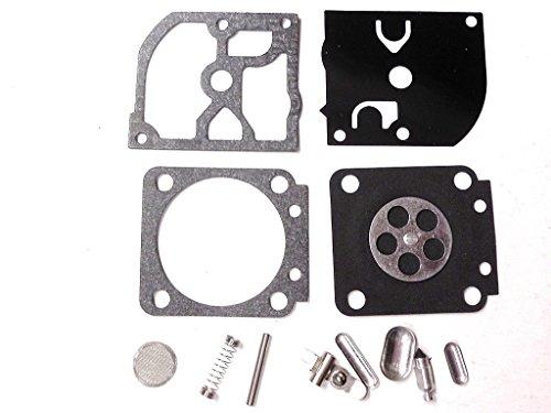 Carburetor Carb Rebuild Kit Gasket Diaphragm for ZAMA carby replace RB-89 Fits Stihl BG45 BG46 BG55 BG65 BG85 SH55 SH85 Blower Shredder Vacuum Sprayer (Vacuum Shredder)